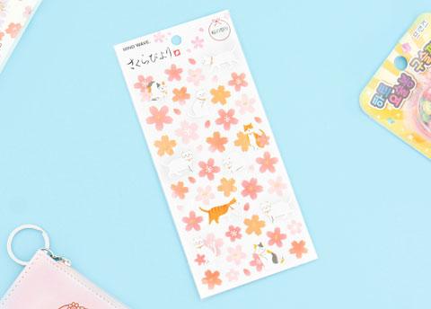 Sakura Stickers