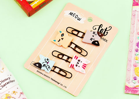 Meow Neko Bookmarks