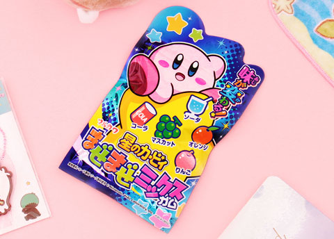 Marukawa Kirby Mix'n'Match Gum