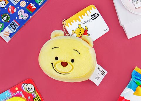 Winnie The Pooh & Friends Mochi Mochi Plushie