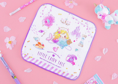 Little Fairy Tale Hand Towel
