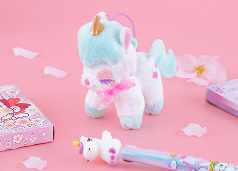 Unicorn No Cony Star Shine Plushie