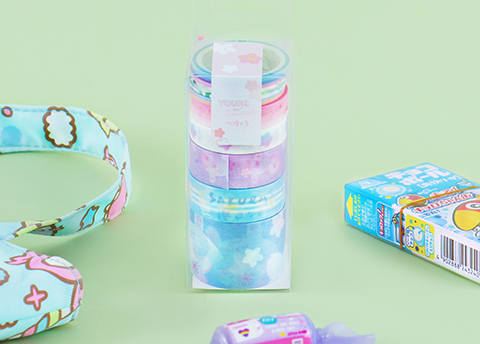 Sakura Washi Tape Set