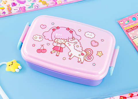 Exclusive Aiko Pastel Bento Box