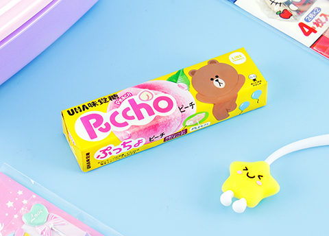 LINE Friends Puccho Chewy Candy
