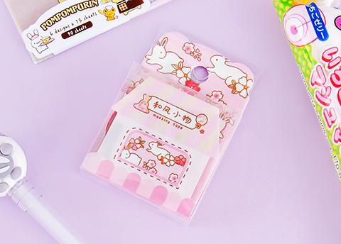 Japanese Motif Washi Tape