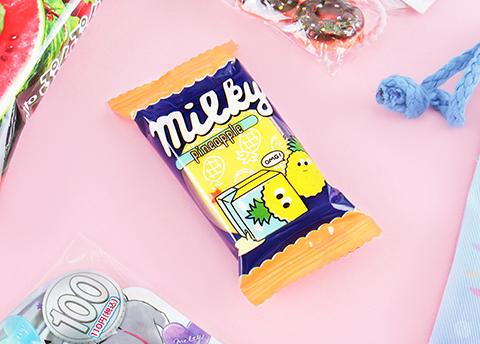 Japanese Candy Bar Eraser
