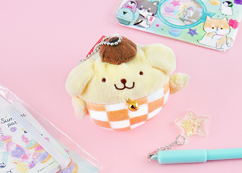 Sanrio Character Lucky Plushie