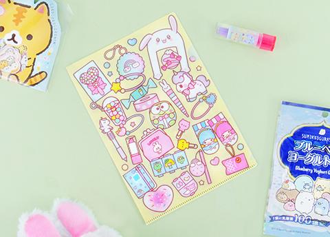 Kawaii Box Cuteness Overload Folder