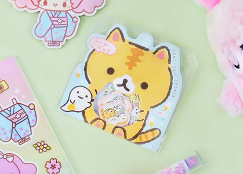 Corocoro Coronya Sticker Flakes