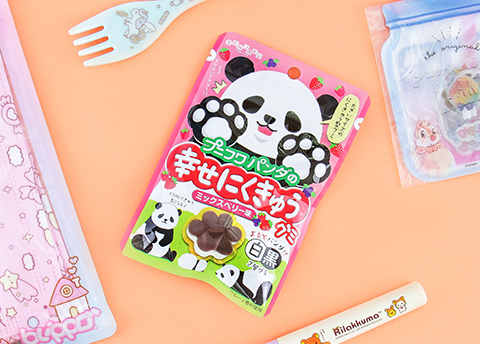 Punifuwa Happy Panda Paw Gummies