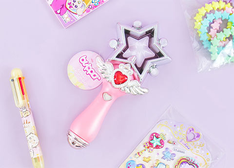 Magical Girl Star Wand