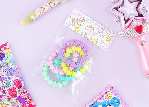 Decora Kei Bracelet Set