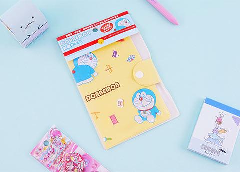 Handy Doraemon Document Case