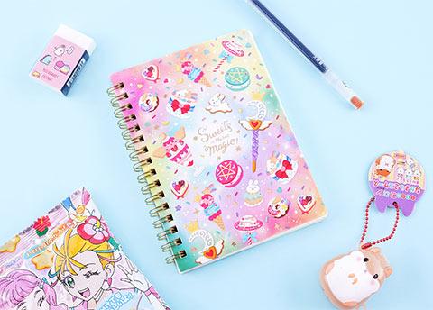 Magical Treats Notebook