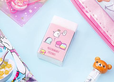 Yoichomaru Fuwa Friends Eraser