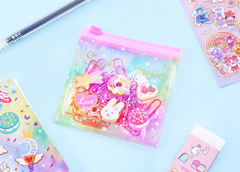 Sweets Magic Paper Clips
