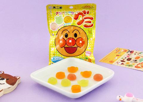 Fujiya Anpanman Gummies