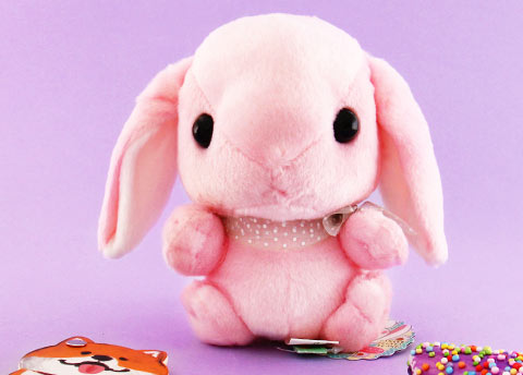 Amuse Pote Usa Loppy Plushie