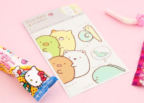 Sumikko Gurashi Deco Stickers