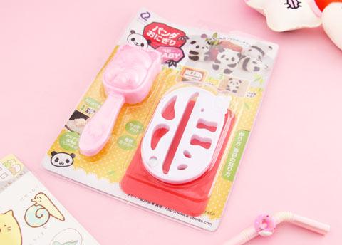 Panda Bento Rice Mold