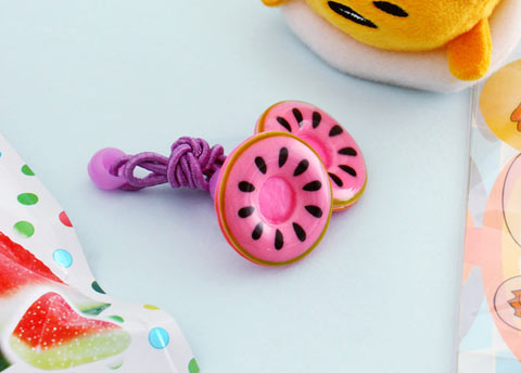 Sweet Donut Hair Ties