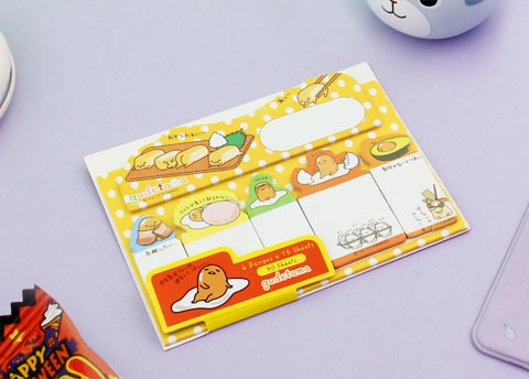 Sanrio Characters Sticky Bookmarks