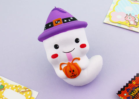 Halloween Ghost Squishy