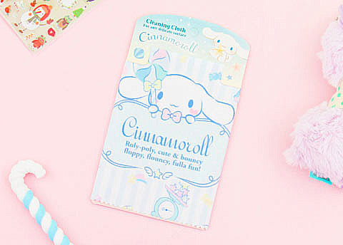 Sanrio Characters Cleaning Cloth