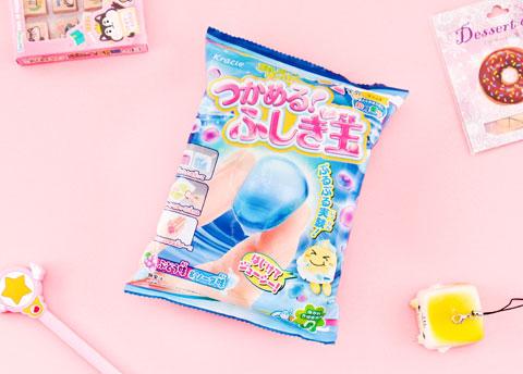 Kracie Fushigi Hakken Mystery Ball DIY Candy