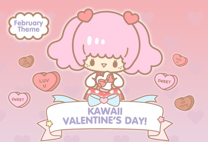 Get a kawaii subscription box