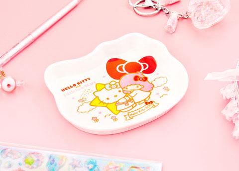 Sanrio Characters Melamine Plate