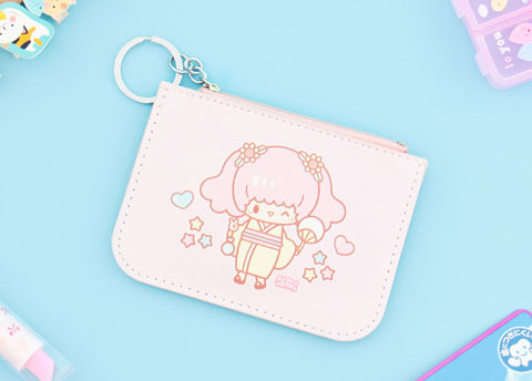 Kawaii Aiko Card Purse