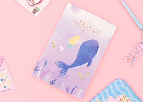 Our Little Mermaid Notebook