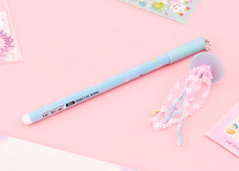 Kawaii Jellyfish Ink Pen