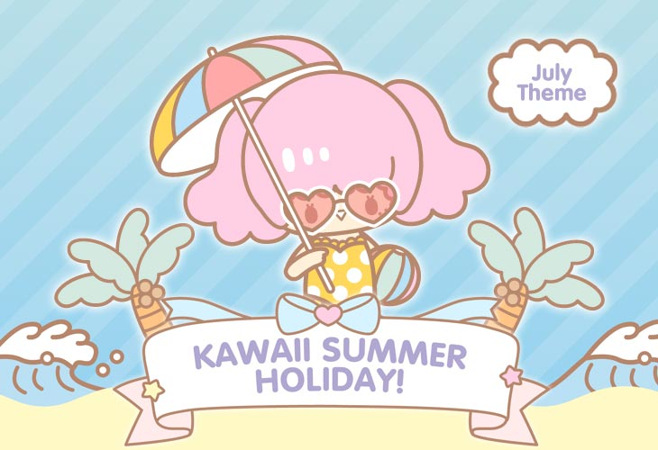 Get a kawaii subscription box