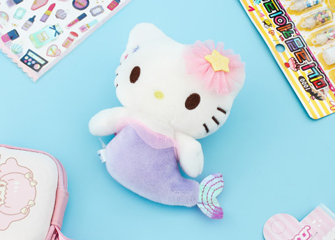 Hello Kitty Mermaid Plushie