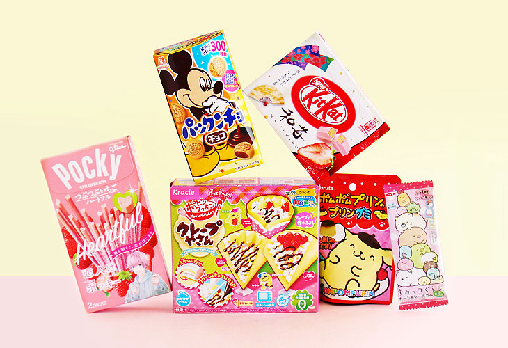 Kawaii candy