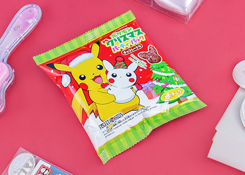Pokemon Chocolate Snack