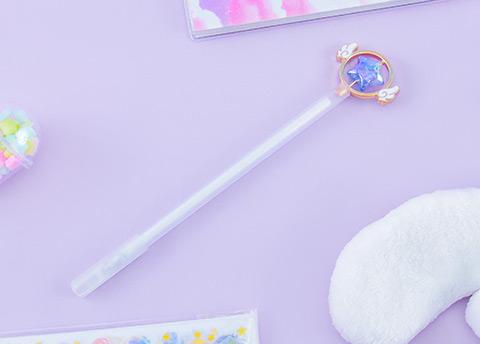 Magical Girl Star Wand Pen