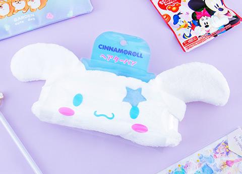 Fluffy Sanrio Character Headband