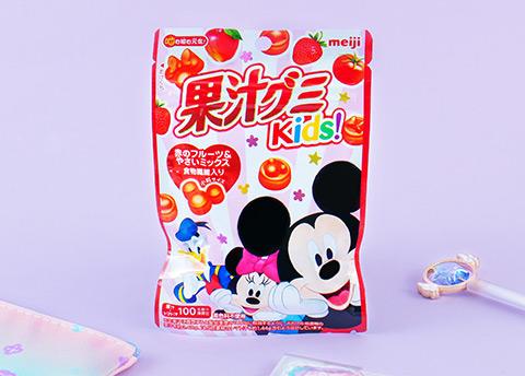 Disney Fruit Gummies