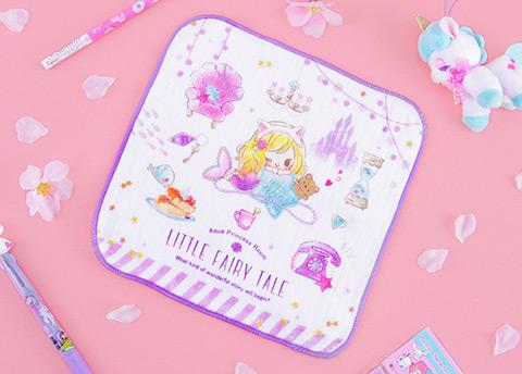 Little Fairy Tale Hand Towel