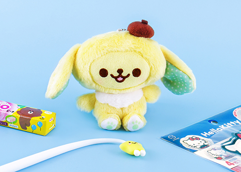 Sanrio Characters Pastel Bunny Plushie