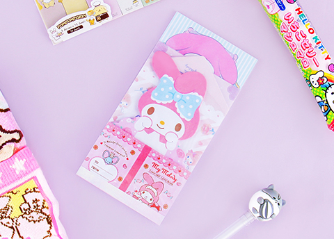 Sanrio Die-Cut Letter Set