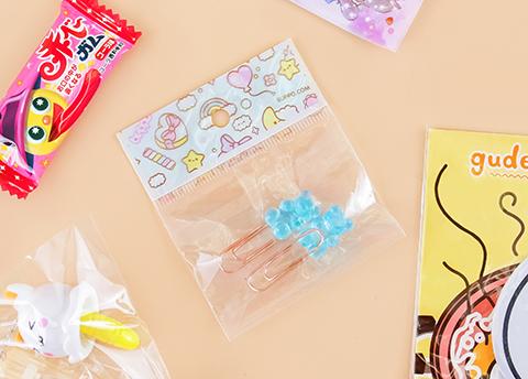 Gummy Bear Paper Clip