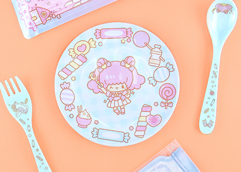 Aiko's Candy Magic Plate