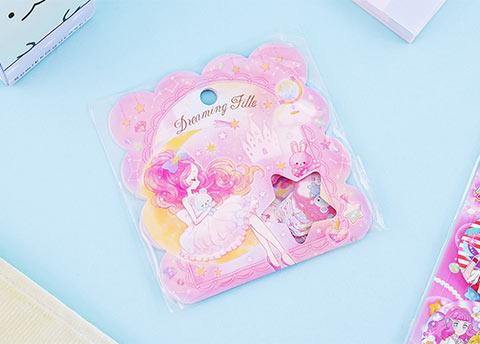 Dreamy Pastel Sticker Flakes