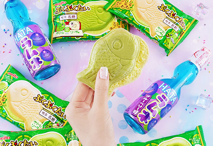 Get these Kawaii products
