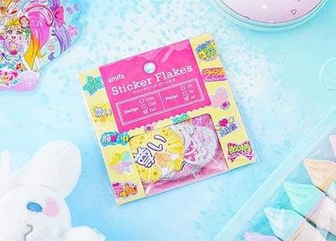 Purikura Sticker Flakes